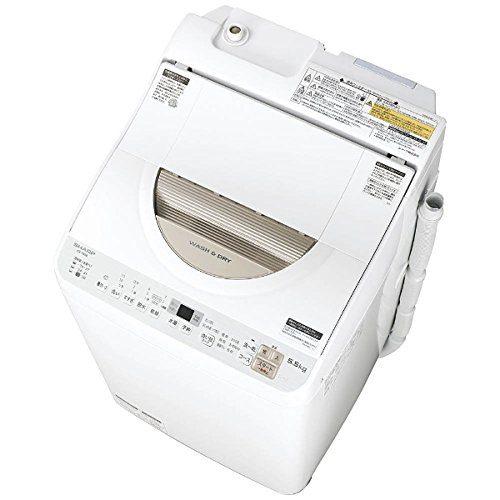 シャープ(SHARP) 洗濯乾燥機 ES-TX5B
