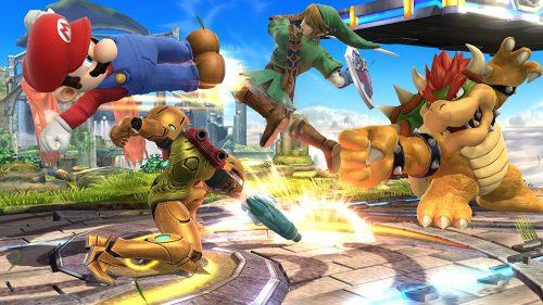 大乱闘スマッシュブラザーズ for Wii U - 任天堂