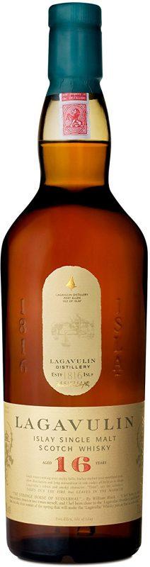 ラガヴーリン(Lagavulin) 16年 シングルモルト スコッチウイスキー