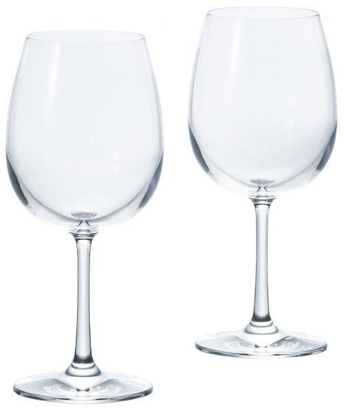 アデリア(ADERIA) ワイングラス フラネ ボルドー M 2個セット