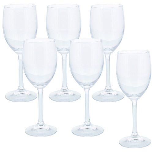 東洋佐々木ガラス(TOYO-SASAKI GLASS) ワインテラス ワイングラス 6個セット