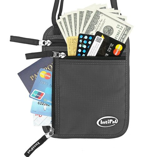 IntiPal パスポートケース