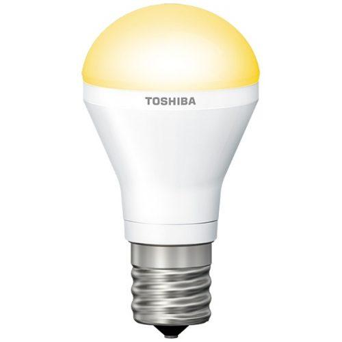 東芝(TOSHIBA) LED電球 ミニクリプトン形 440lm (電球色相当) LDA4L,G,E17/S/40W