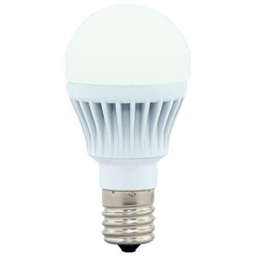 アイリスオーヤマ(IRIS OHYAMA) LED電球 口金直径17mm 全方向タイプ LDA8L,G,E17/W,6T5