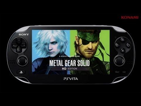 METAL GEAR SOLID HD EDITION - コナミデジタルエンタテインメント