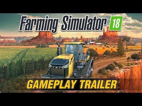 ファーミングシミュレーター 18 ポケット農園4 - オーイズミ・アミュージオ