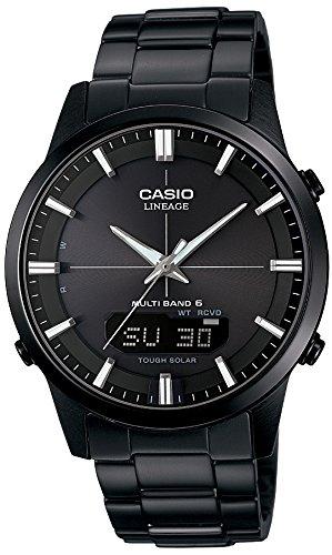 カシオ(CASIO) リニエージ 電波ソーラー腕時計 LCW-M170DB-1AJF