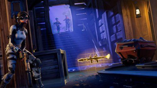 フォートナイト バトルロイヤル - Epic Games