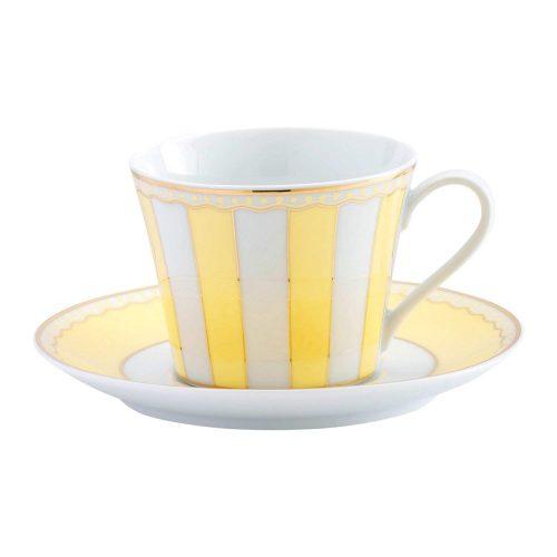 ノリタケ(Noritake) カーニバル ティー・コーヒー碗皿