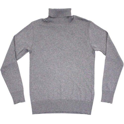GICIPI ジチピ 1702A SOFT TURTLE NECK T-SHIRT ソフト タートルネックTシャツ【サイズ4/グレー】