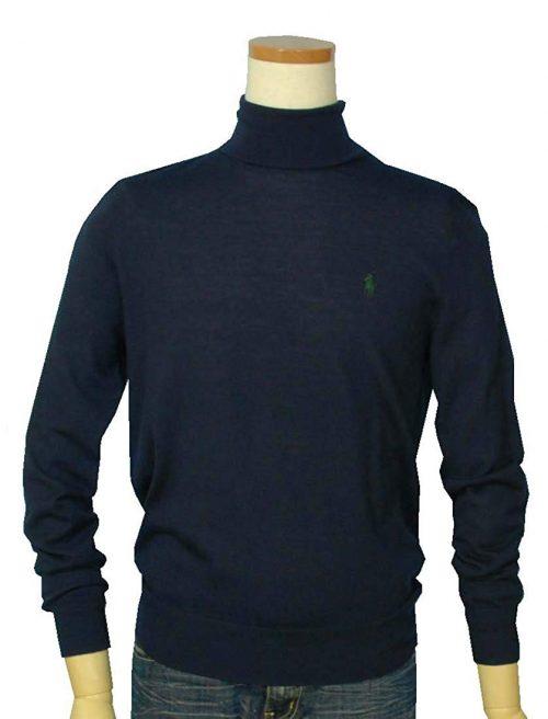 ラルフローレン(Ralph Lauren) タートルネックセーター #0114629GA