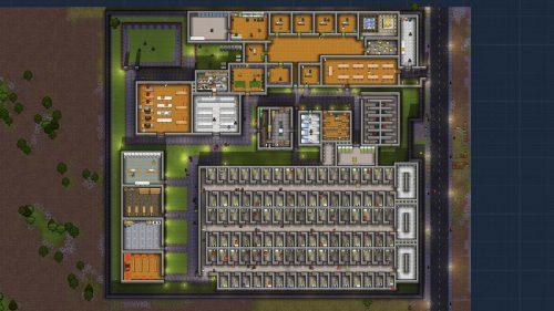 Prison Architect: PlayStation4 Edition - Double Eleven Ltd