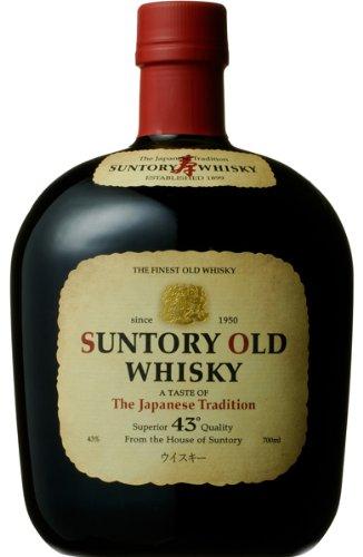 サントリー(SANTORY) オールド ジャパニーズウイスキー