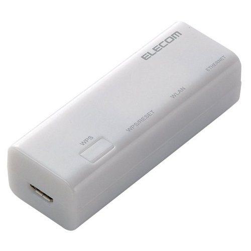 エレコム(ELECOM) Wi-Fiルーター  WRH-300XX2-Sモデル