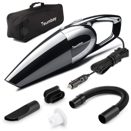 Tsumbay 車用掃除機 Car Vacuum Cleaner