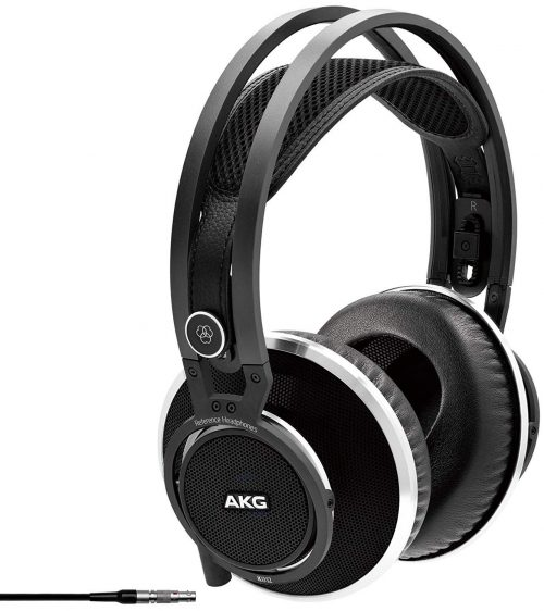 アーカーゲー(AKG) Superior Reference Headphones K812