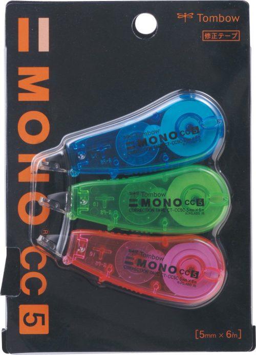 トンボ鉛筆 修正テープ モノCC KPA-324