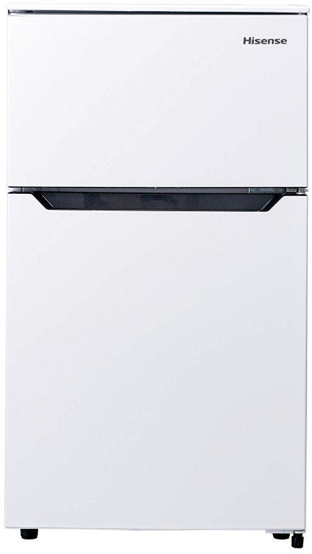 ハイセンス(HISENSE) 冷凍冷蔵庫 HR-B95A 93L