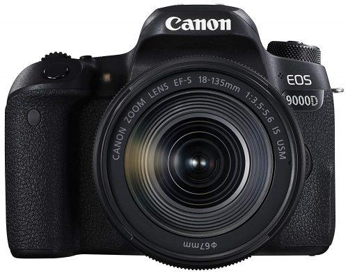 キヤノン(Canon) デジタル一眼レフカメラ EOS 9000D レンズキット
