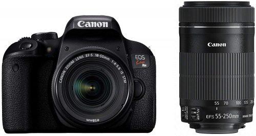 キヤノン(Canon) デジタル一眼レフカメラ EOS Kiss X9i ダブルズームキット EOSKISSX9I-WKIT