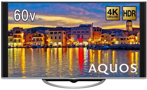 シャープ(SHARP) UH5ライン AQUOS 4K液晶テレビ LC-60UH5
