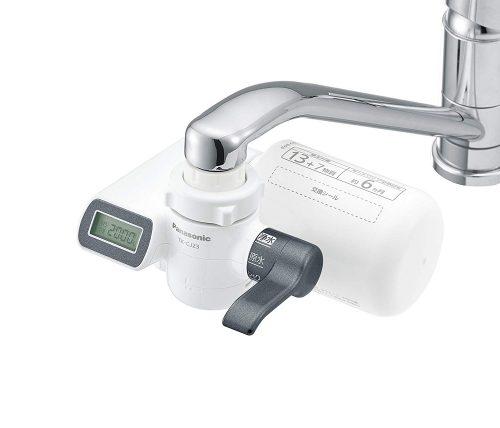 パナソニック(Panasonic) 浄水器 蛇口直結型 TK-CJ23-H