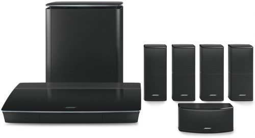 ボーズ(BOSE) Lifestyle 600 home entertainment system Lifestyle 600 BK
