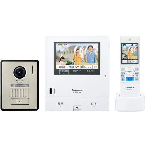 パナソニック(Panasonic) テレビドアホン VL-SWD505KF