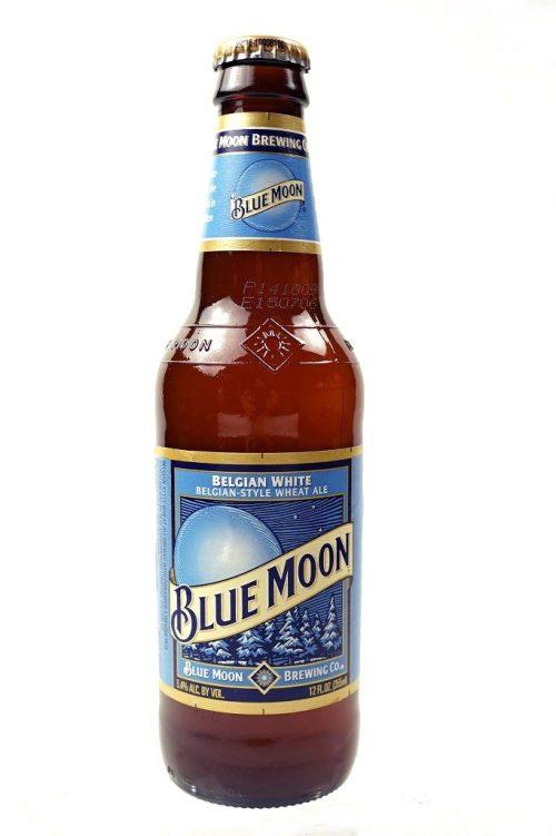 ブルームーン(BLUE MOON) ベルジャン・ホワイト