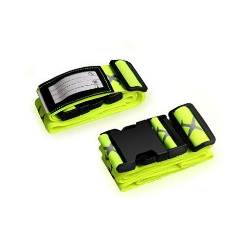 蛍光十字型 スーツケースベルト