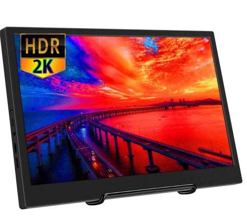 ココパー(cocopar) 2Kモバイルモニター HDR 13.3 inch 2K