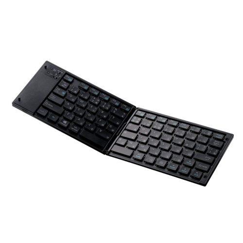 エレコム(ELECOM) ワイヤレスBluetooth(R)キーボード TK-FLP01BK