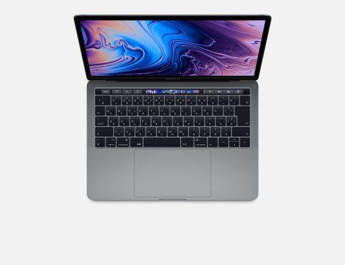 アップル(Apple) MacBook Pro 13インチ Touch Bar搭載