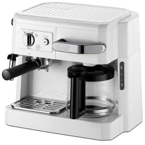 デロンギ(DeLonghi) コンビコーヒーメーカー BCO410J-W