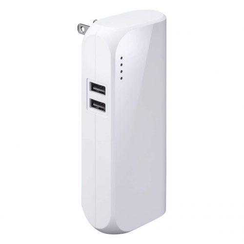 サンワサプライ(SANWA SUPPLY) モバイルバッテリー 700-BTL034
