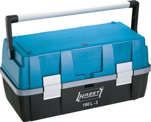 HAZET パーツケース付ツールボックス 190L