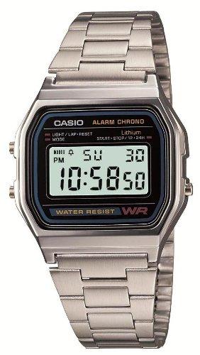 カシオ(CASIO) 腕時計 スタンダード A158WA-1JF
