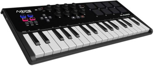 エムオーディオ(M-Audio) Axiom AIR Mini 32 Premium Keyboard and Pad Controller