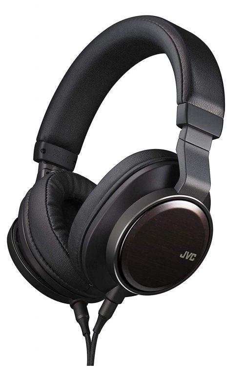 JVCケンウッド(KENWOOD) ハイレゾ対応密閉型ヘッドホン CLASS-S WOODシリーズ HA-SW01