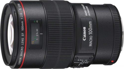 キヤノン(Canon) EF100mm F2.8L マクロ IS USM フルサイズ対応