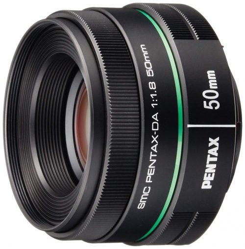 ペンタックス(PENTAX) 望遠単焦点レンズ DA50mmF1.8 Kマウント APS-Cサイズ