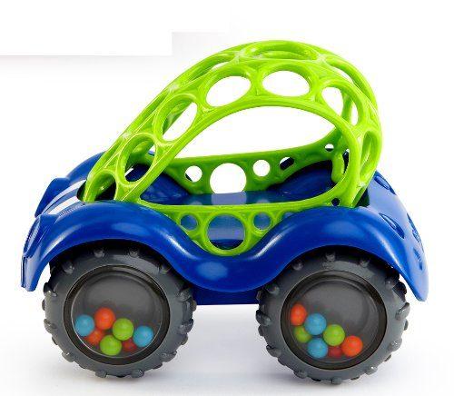 Kids II オーボール(O'ball) ラトル&ロール