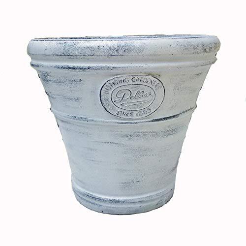 サンブルーム  植木鉢 クルス アイスウォッシュ 40cm FEI-SB-16-003P