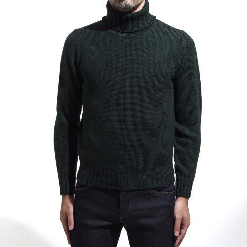 バフィー(BAFY) タートルネックセーター