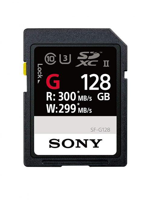 ソニー(SONY) SDXC 128GB SF-G128/T1