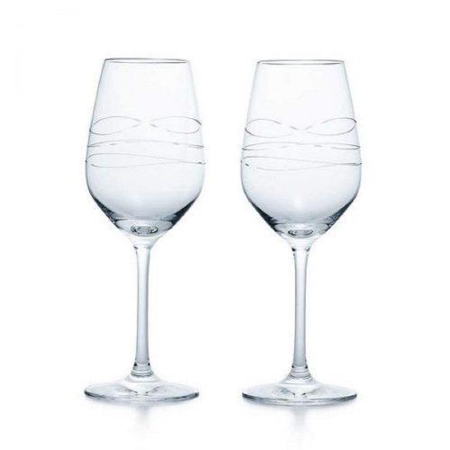 ティファニー(TIFFANY&Co.) カデンツ ワイングラスセット