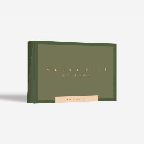 ソウ・エクスペリエンス(SOW EXPERIENCE) 体験型カタログギフト Relax Gift(GREEN)