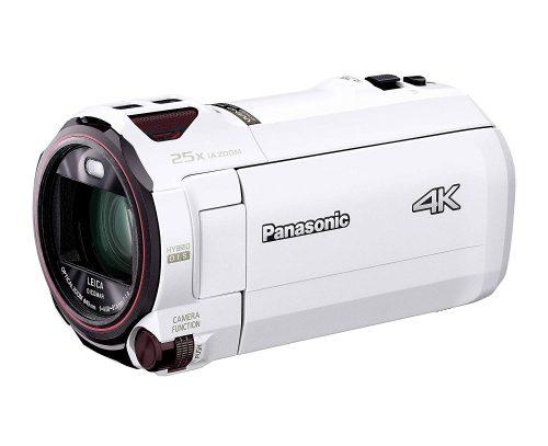 パナソニック(Panasonic) デジタル4Kビデオカメラ HC-VZX990M