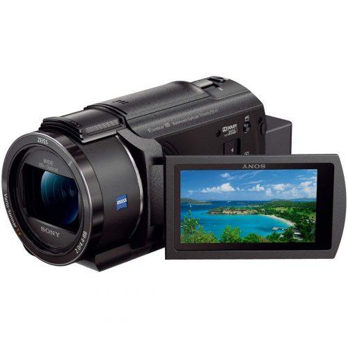 ソニー(SONY) Handycam4Kビデオカメラ FDR-AX45