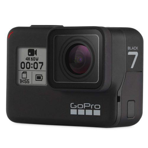 ゴープロ(GoPro) ウェアラブル アクションカメラ HERO7 Black CHDHX-701-FW